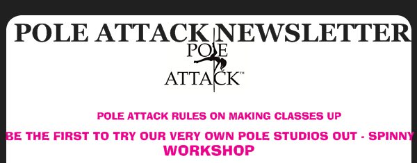 POLE ATTACK NEWSLETTER