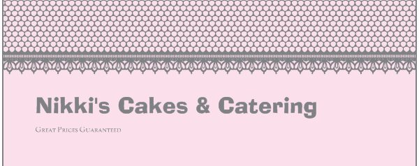 Nikki's Cakes & Catering - Great Prices Guaranteed