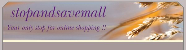 Your only stop for online shopping !!