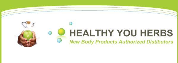 HEALTHY YOU HERBS - New Body Products Authorized Distibutors