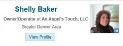 An Angel's Touch, LLC, Shelly Baker Owner of An Angel's Touch, Cleaning Services in Denver Highlands Ranch Castle Rock Denver Lone Tree Centennial Englewood Littleton, Local Business Denver
