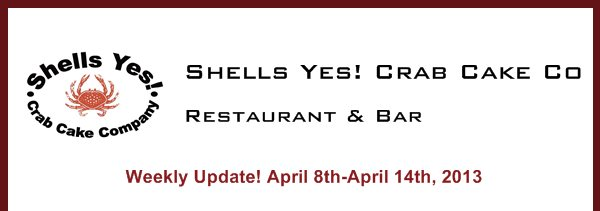 Shells Yes! Crab Cake Co - Restaurant & Bar