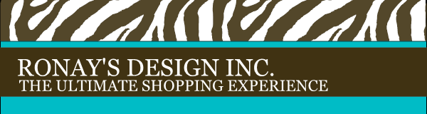 RONAY'S DESIGN INC. - THE ULTIMATE SHOPPING EXPERIENCE