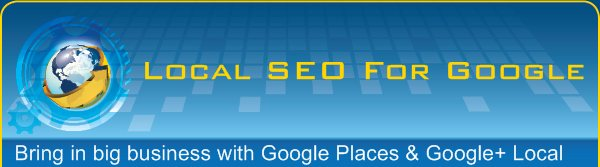 Local SEO For Google - Bring in big business with Google Places & Google+ Local