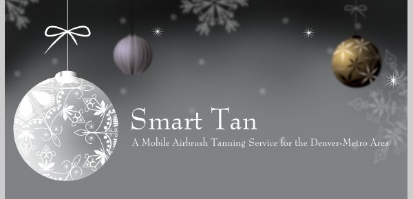Smart Tan - A Mobile Airbrush Tanning Service for the Denver-Metro Area