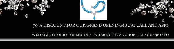 70 % DISCOUNT FOR OUR GRAND OPENING! JUST CALL AND ASK! - WELCOME TO OUR STOREFRONT!   WHERE YOU CAN SHOP TILL YOU DROP FOR JUST ABOUT ANYTHING  FOR YOURSELF AND LOVED ONES HERE, YOU WILL FIND AMAZING PRICES FOR JUST ABOUT ANYTHING CHECK OUT OUR STORE AND SEE OUR VARIETY OF SELECTIONS FOR ANY OCCASION!  WE ARE STILL UNDER CONSTRUCTION, SO NEW PRODUCTS ARE BEING ADDED DAILY! :) CALL US FOR ANY QUESTIONS, OR MORE DETAILS.  YOU ARE IMPORTANT TO US!   CALL TODAY: 1 514 329 3711 OR MY CELL: 1 514 224 8731