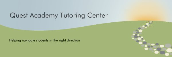 Quest Academy Tutoring Center - Helping navigate students in the right direction