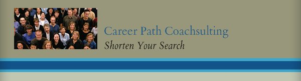 Career Path Coachsulting - Shorten Your Search