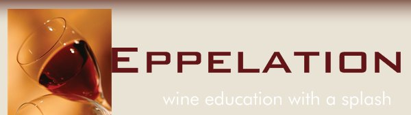 Eppelation - wine education with a splash