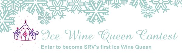Ice Wine Queen Contest - Enter to become SRV's first Ice Wine Queen