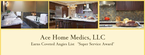 "Ace Home Medics, LLC - Earns Coveted Angies List   ""Super Service Award"""