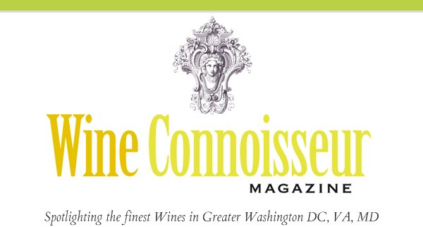 Spotlighting the finest Wines in Greater Washington DC, VA, MD
