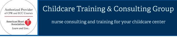 Childcare Training & Consulting Group - nurse consulting and training for your childcare center