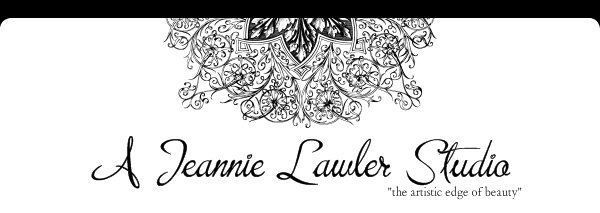 "A Jeannie Lawler Studio - ""the artistic edge of beauty"""