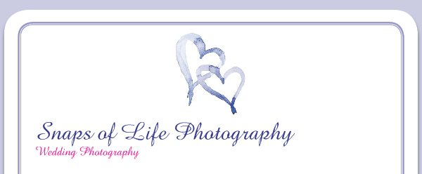 Snaps of Life Photography - Wedding Photography