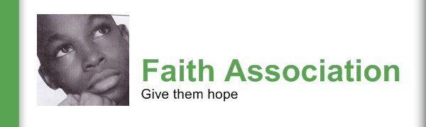 Faith Association - Give them hope