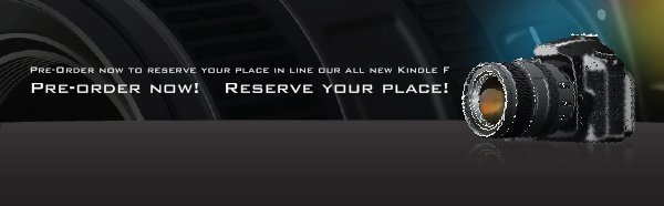 Pre-Order now to reserve your place in line our all new Kindle Fire will be released on November 15, 2011.  Orders are prioritized on a first come, first served basis. - Pre-order now!   Reserve your place!