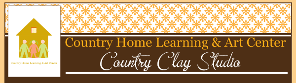 Country Home Learning & Art Center - Country Clay Studio