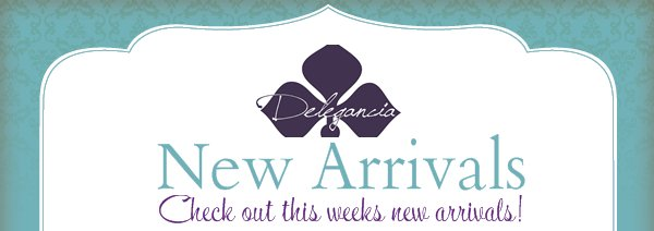 New Arrivals - Check out this weeks new arrivals!