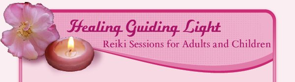 Healing Guiding Light - Reiki Sessions for Adults and Children