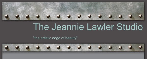 "The Jeannie Lawler Studio - ""the artistic edge of beauty"""