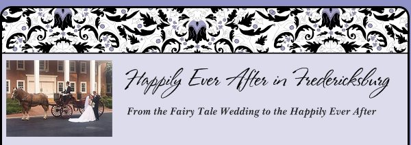 Happily Ever After in Fredericksburg