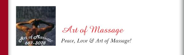 Art of Massage - Peace, Love & Art of Massage!