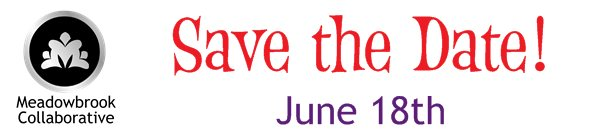Save the Date! - June 18th