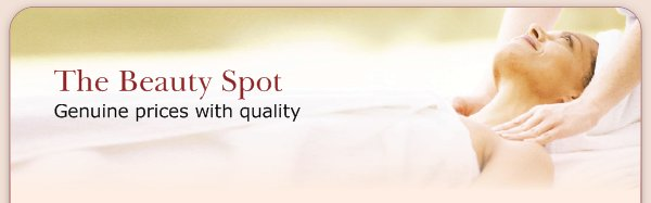 The Beauty Spot - Genuine prices with quality